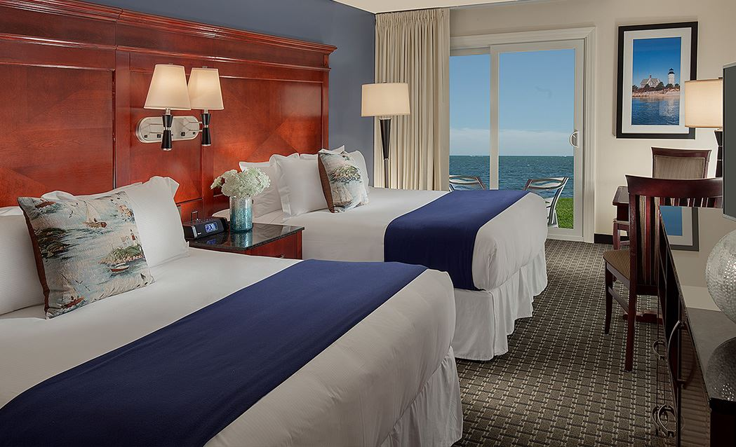 Ocean Mist Beach Hotel & Suites - Two Bedroom Ocean Front Suite With Private Patio